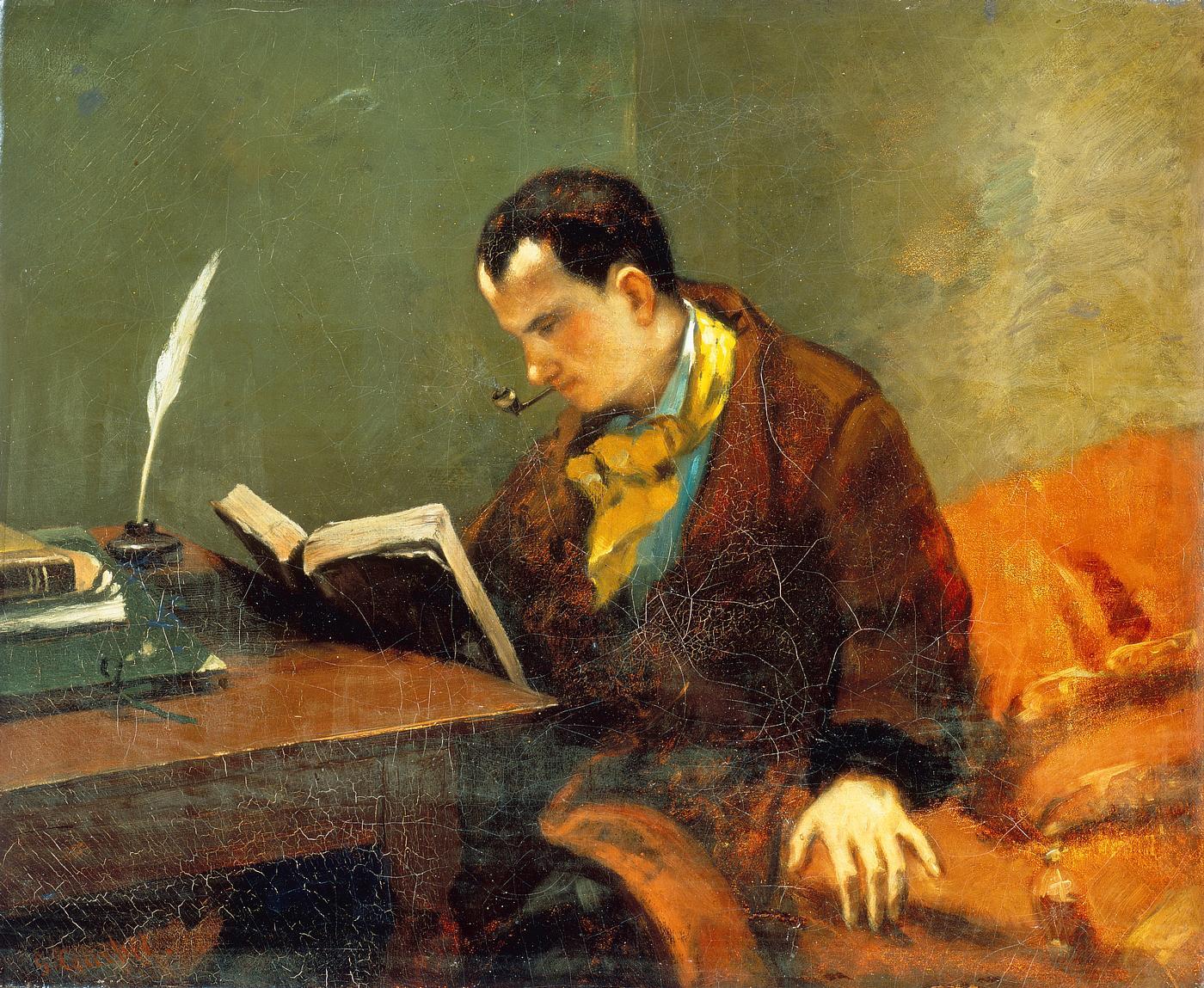 Resultado de imagen para vetusto poeta leyendo un libro